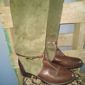 NWOB Etienne Aigner riding boots 8